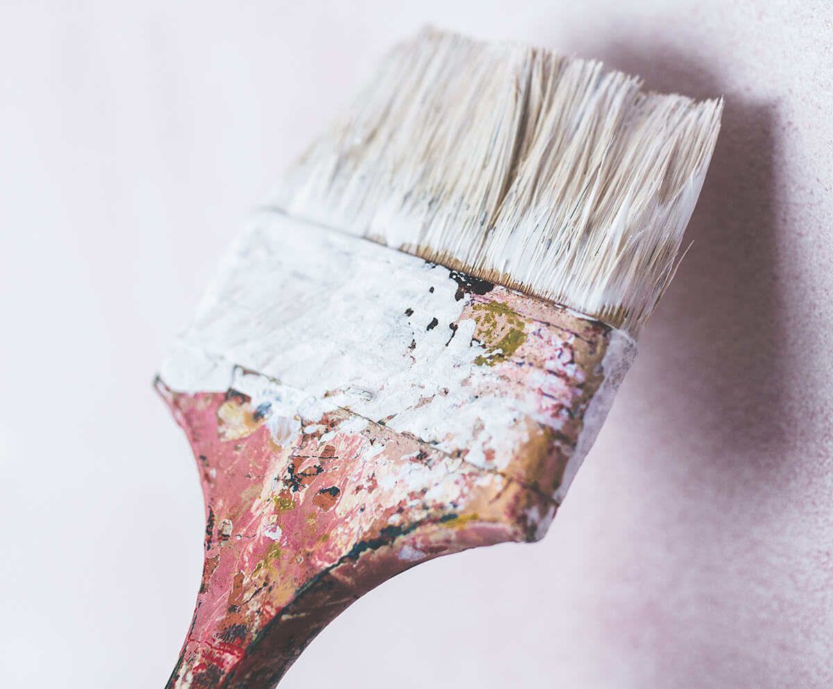 wall painting brush in Los Angeles