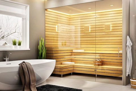Bathroom remodeling in Los Angeles home.