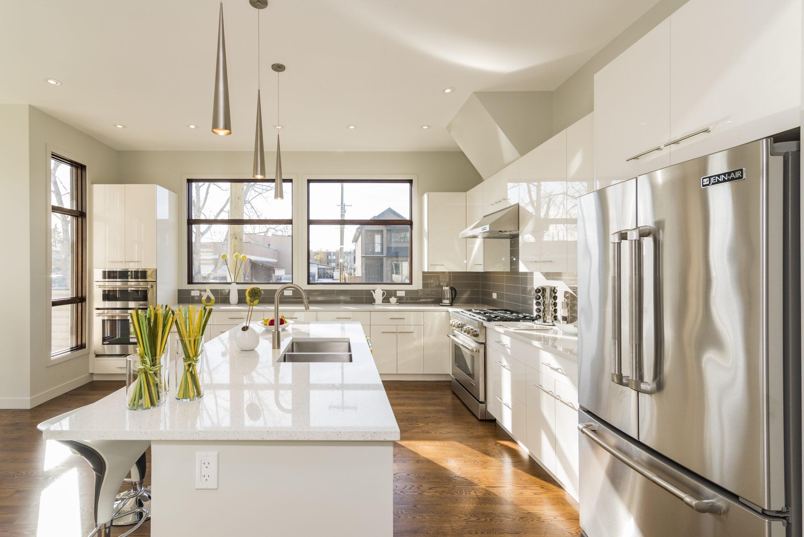 Kitchen countertops in Los Angeles
